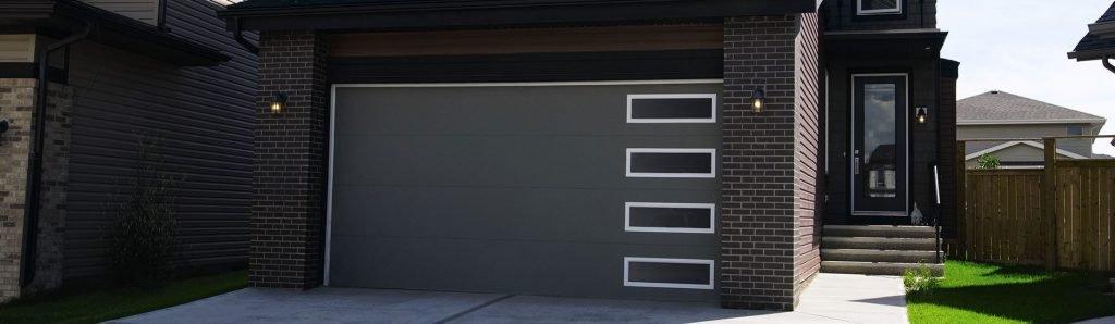 Steel garage door norfolk